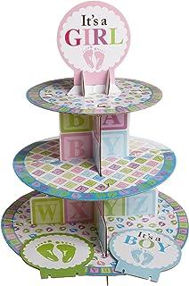 wilton 1004 1434 baby feet cupcake stand