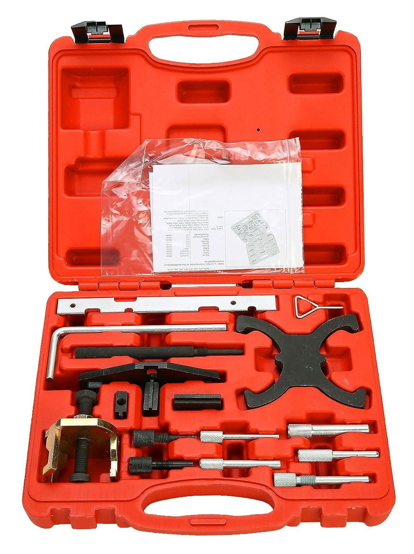 8milelake Petrol & Diesel Engine Locking Timing Tool Kit Ford Mazda freebirdtrading