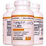 TESTOJACK Fuel - Effective Male Enhancement - Enlargement Pills Increase Stamina, Size, Energy, and Endurance 1 Month Supply