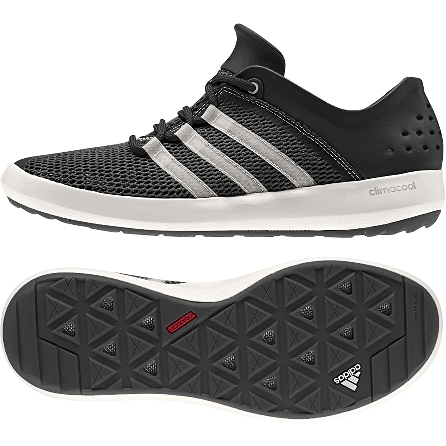 adidas outdoor Mens Climacool Boat Pure