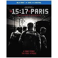 15:17 To Paris, The (2018) (BD) [Blu-ray]