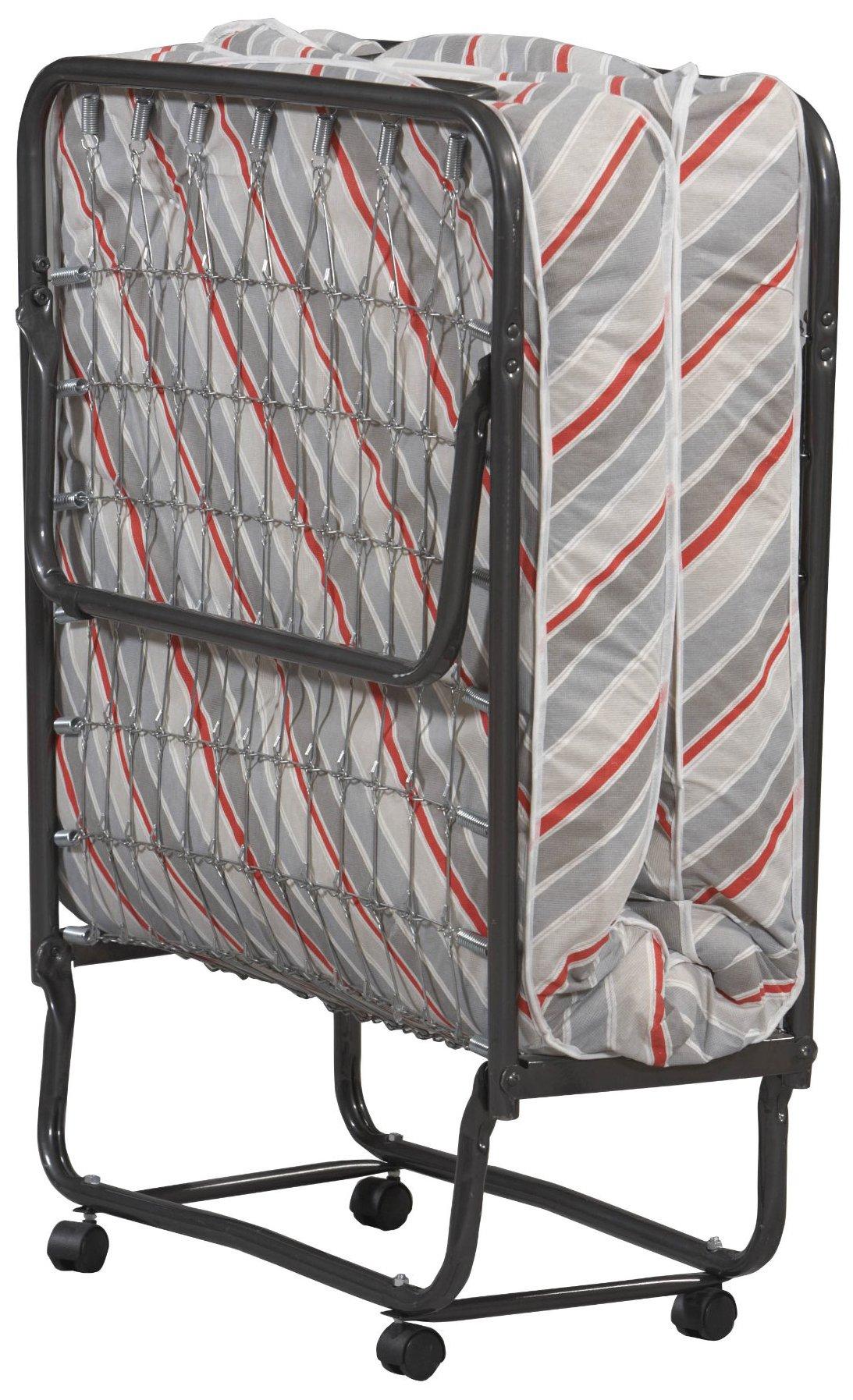 Linon Verona Cot-Size Folding Bed, Multi-Color by Linon