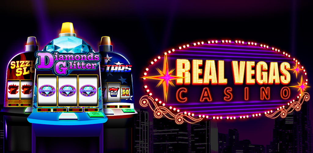 Real Vegas Casino Play The Best Slot Machines Games For