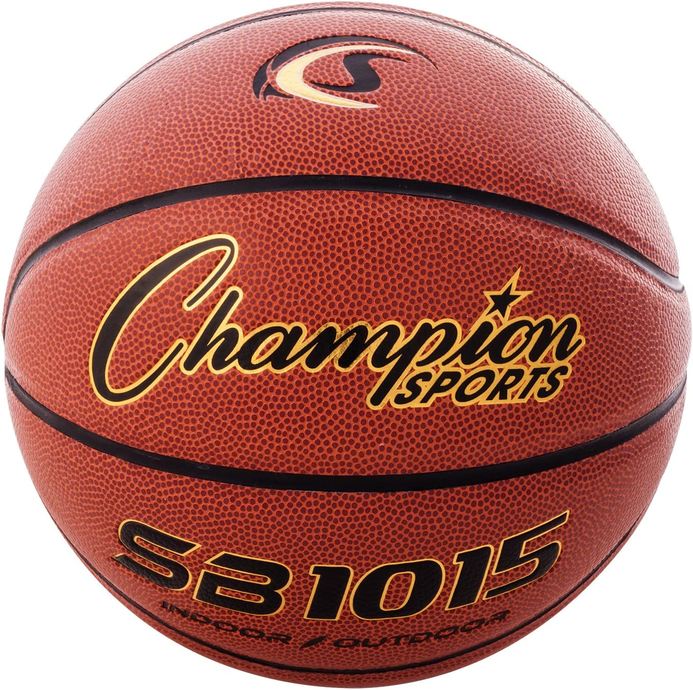 "Champion Sports Composite Game Basketballs, Cordley Composite Basketball, Junior (Size 5 - 27.5"") : Sports & Outdoors"