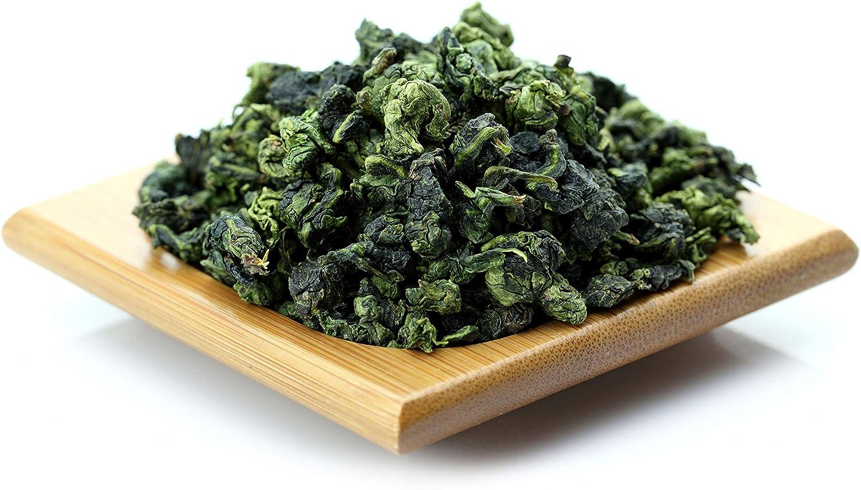 GOARTEA 1000g (35.2 Oz) Premium Organic High Mountain Fujian Anxi Tie Guan Yin Tieguanyin Iron Goddess Chinese Oolong Tea