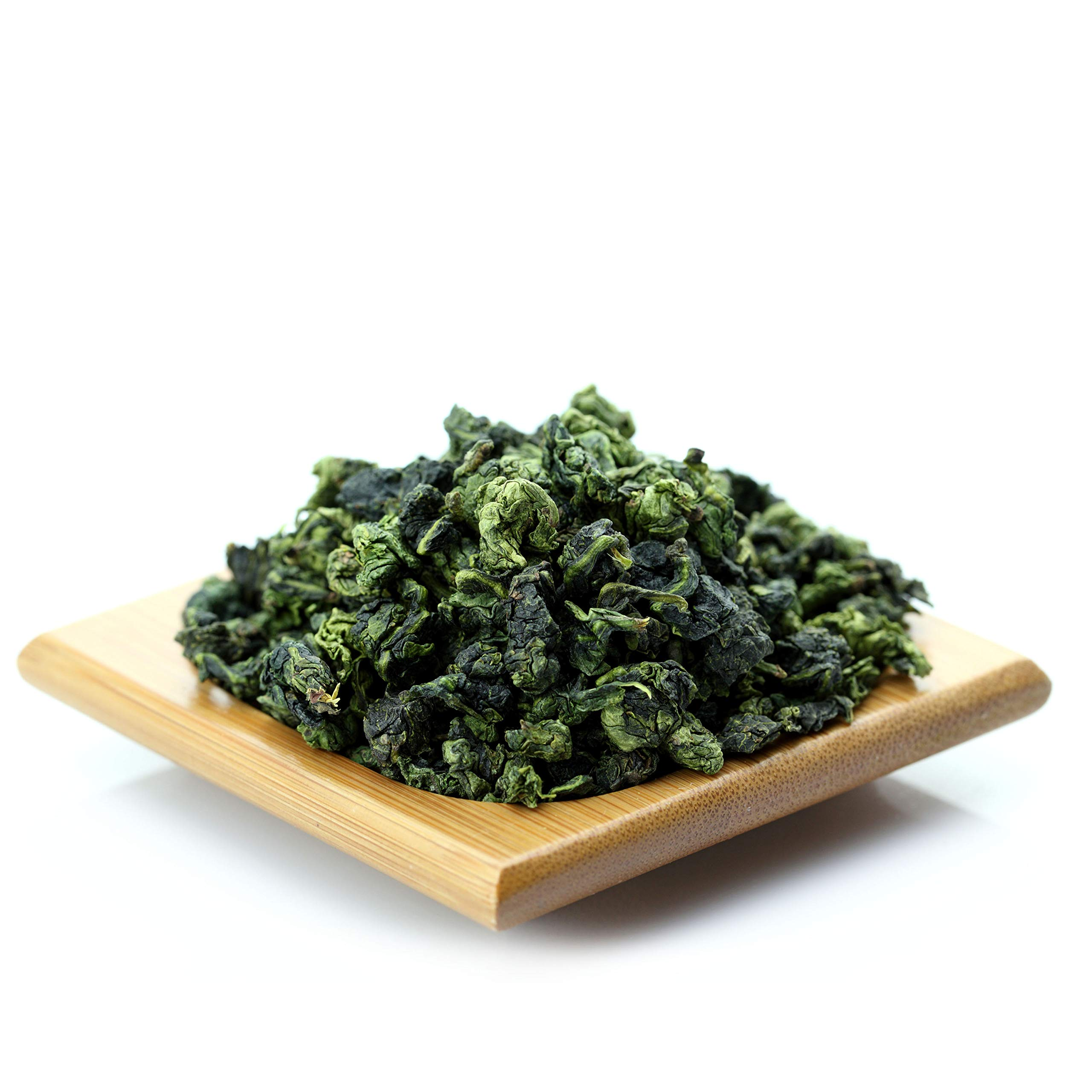 GOARTEA 1000g (35.2 Oz) Premium Organic High Mountain Fujian Anxi Tie Guan Yin Tieguanyin Iron Goddess Chinese Oolong Tea