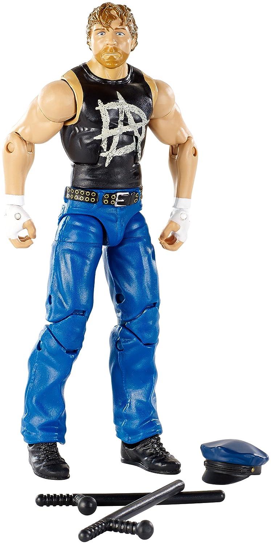 WWE Dean Ambrose Elite Series 41 Nuevo EN Caja Y EN Stock