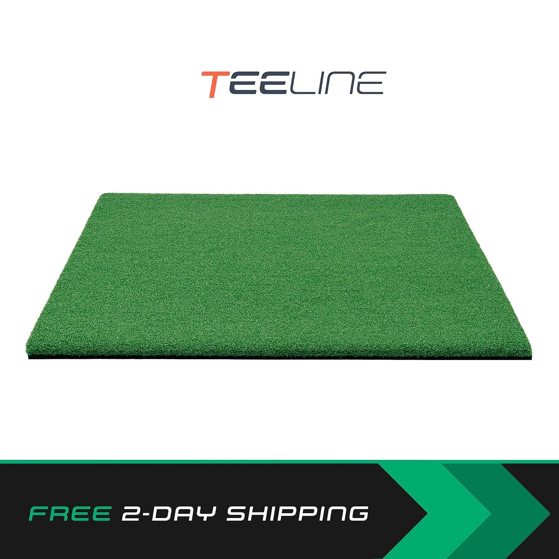 Tee Line Master ゴルフマット 5×5フィート B07QND4B87