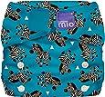 Bambino Mio, Miosolo All-in-One Cloth Diaper, OneSize, Zebra Crossing