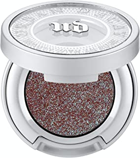 product image for Urban Decay Moondust Eyeshadow Compact, Solstice - Metallic Pink-Red with Green 3D Sparkle and Shift - Maximum Glitter, Minimum Fallout