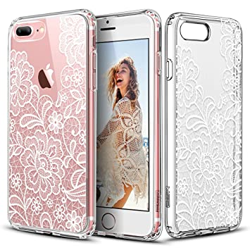 esr iPhone 7 Plus Funda, Carcasa iPhone 7 Plus Case Cover Borde Suave + Duro Funda para iPhone 7 Plus 5.5