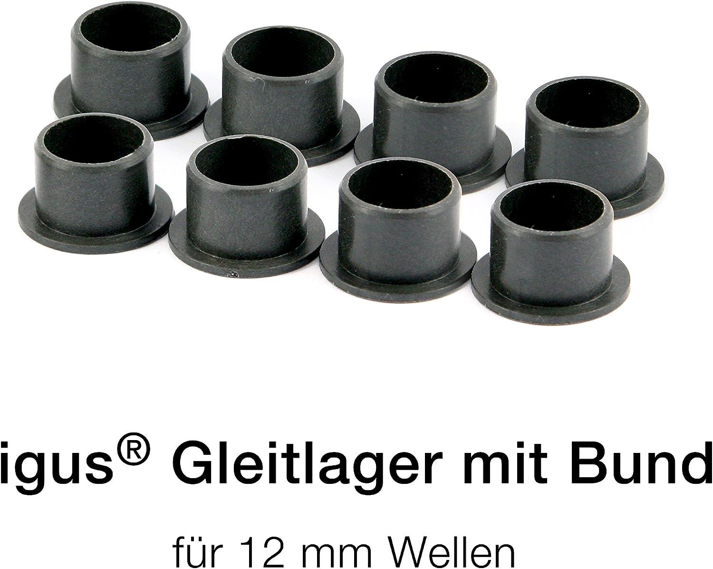 Gleitlager mit Bund GFM-1214-15 iglidur® G von igus®