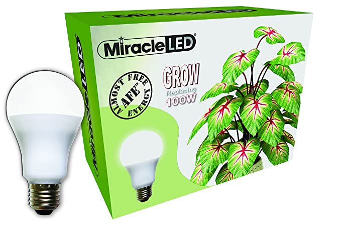 LED Grow Light Bulbs | indoor plants | led | led light bulbs | grow light bulbs | plants