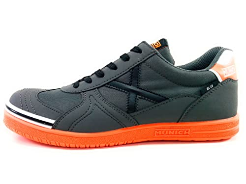3ae74b68bd3d5 Munich Men's Futsal Shoes Grey Size: 11: Amazon.co.uk: Shoes & Bags