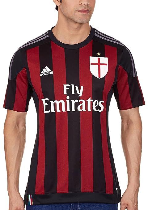 completo calcio AC Milan nuova