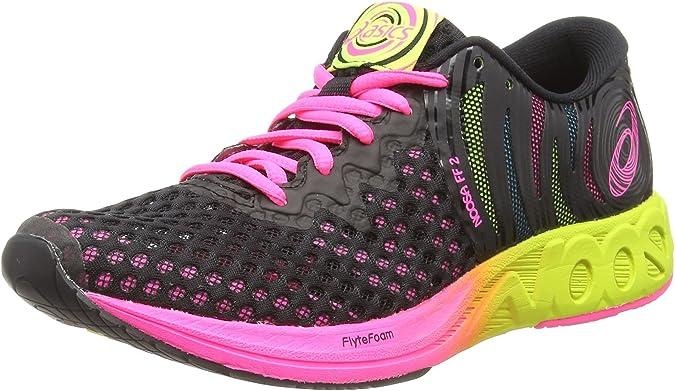 Asics Noosa FF 2, Zapatillas de Running para Mujer: Amazon.es: Zapatos y complementos