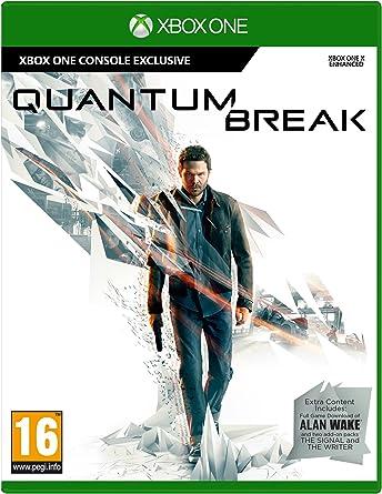 Quantum Break - Xbox One [Importación inglesa]: Amazon.es: Videojuegos