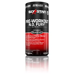 Six Star Nutrition Workout Booster