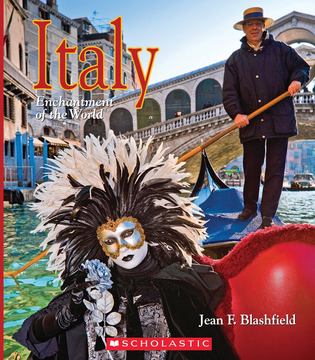 Italy (Enchantment of the World. Second Series) pdf epub