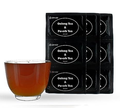 Polvo de té de Oolong fermentado, delicioso té de Oolong y ...
