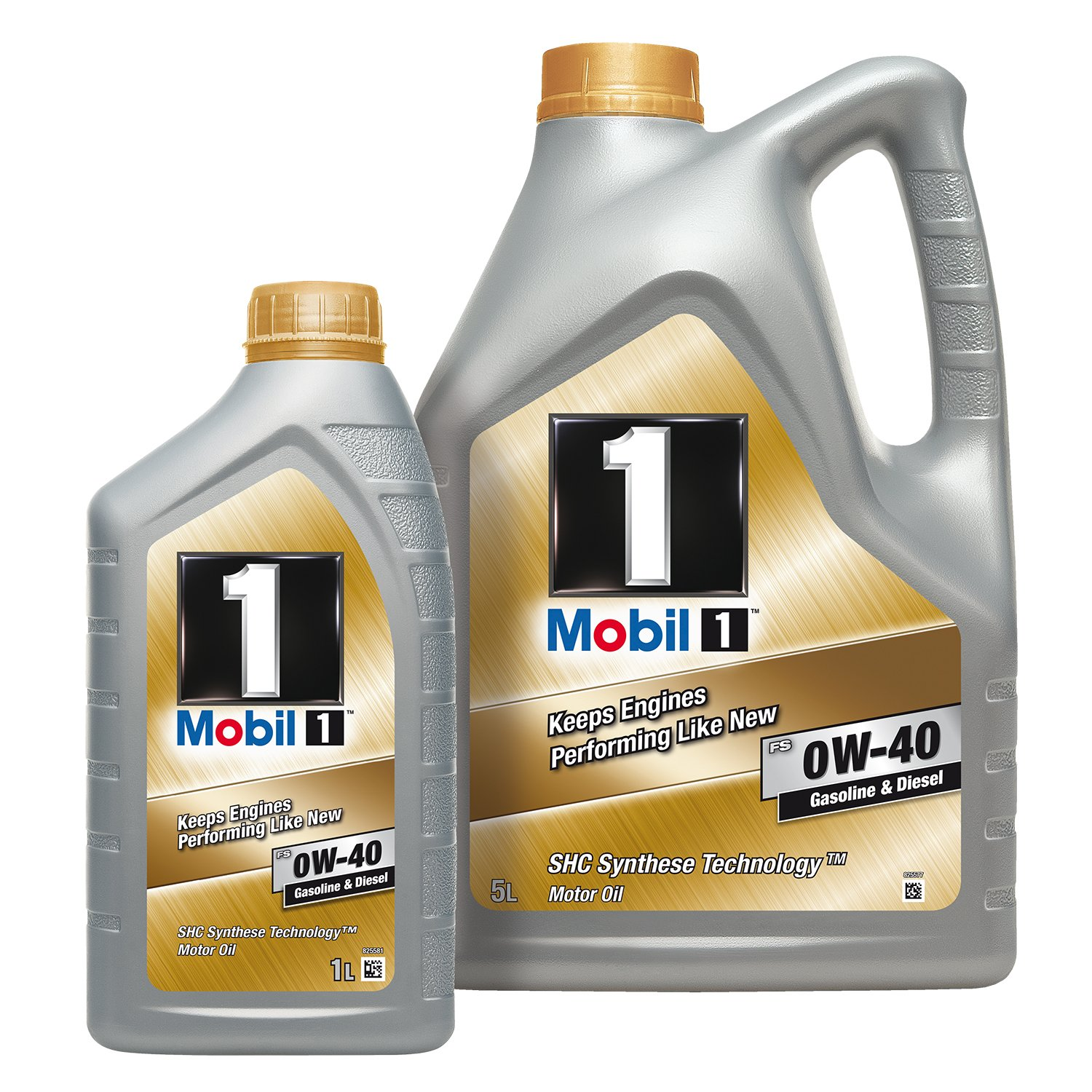 Mobil 1 FS 0W40 153672 Motorenö l Synthetic, Gold, 1L EXXONMOBIL LUBRICANTS & SPECIALTIES EUROPE A DIVISION OF EXXONMOBIL PETROLEUM & CHEMICAL BVBA (EMPC)