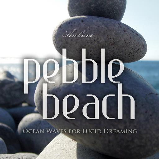 Pebble Beach Ocean Waves