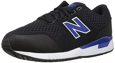 New Balance Mens 005v1 Sneaker, Black/Royal, ...