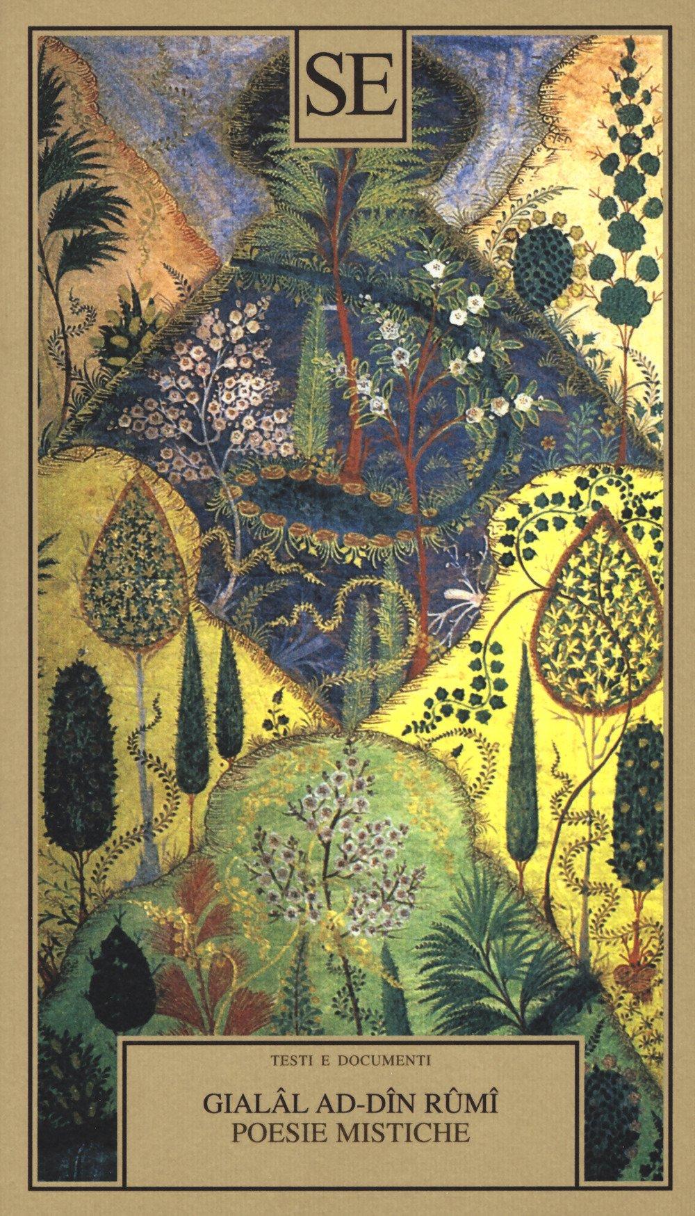 Risultato immagini per Poesie mistiche di Jalal al Din Rumi