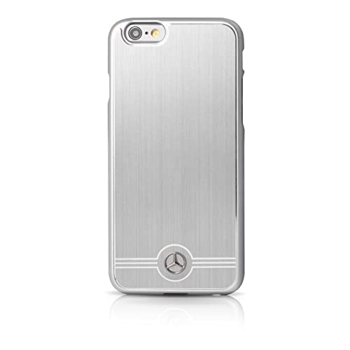 Mercedes-Benz Pure Line Aluminium Hard Case für Apple iPhone 6 Plus/Plus 6S
