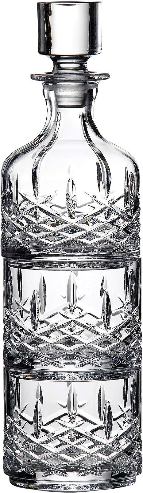 Cristal Waterford Brady Carafe /à d/écanter et DOF Gobelet Transparent Lot de 2