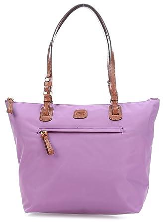25f56a5f2fbd9 Brics X-Bag Handtasche flieder  Amazon.de  Bekleidung
