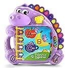 LeapFrog Dino's Delightful Day Alphabet Book, Purple (Amazon Exclusive)