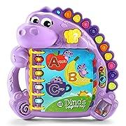 LeapFrog Dino's Delightful Day Alphabet Book – Online Exclusive Purple