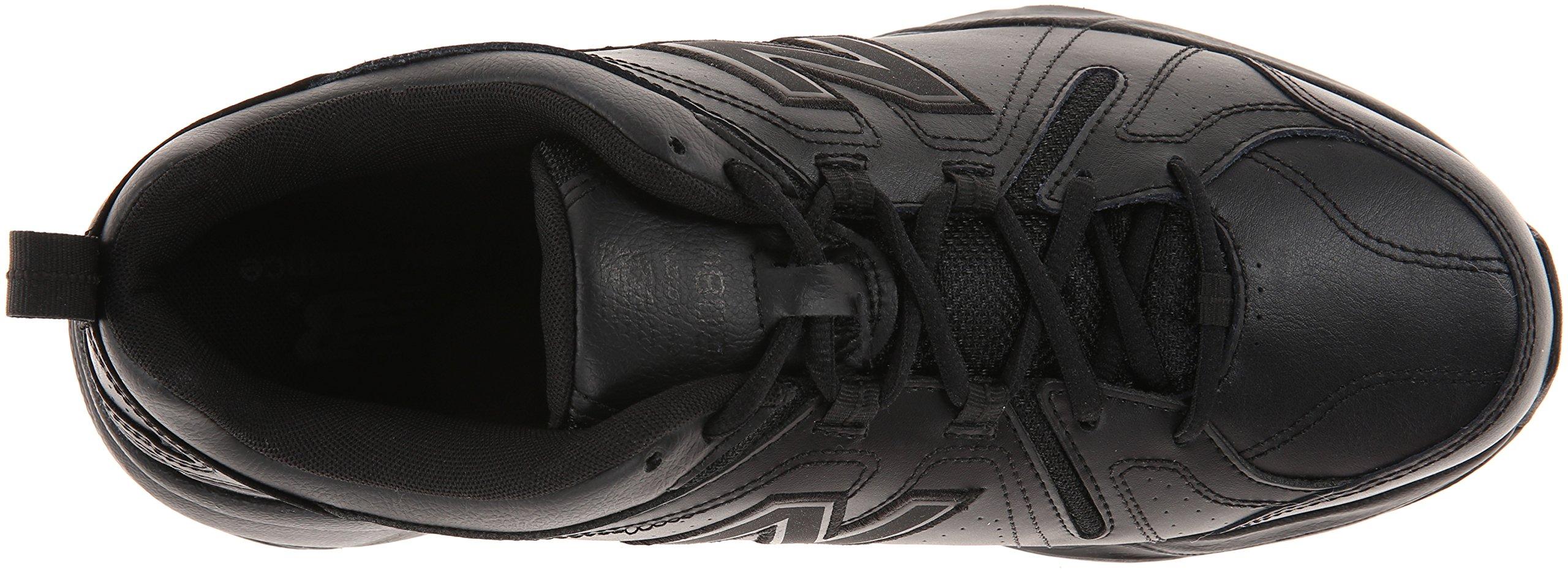 New Balance Men's MX608v4 Training Shoe, Black, 6.5 D US by New Balance (Image #8)