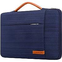 Lacdo 360° Protective Laptop Sleeve Case Computer Bag for 15.6 Inch Acer Aspire, Predator, Inspiron, ASUS ZenBook 15…
