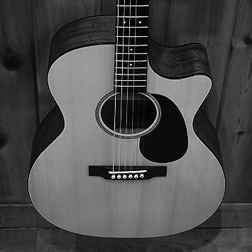 376A-LG-CLR D/'Andrea Large Clear Acoustic Guitar Pickguard