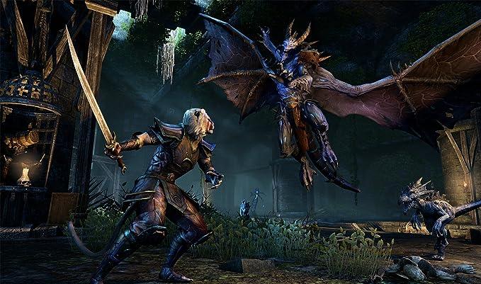 The Elder Scrolls Online Gold Edition (Xbox One): Amazon co