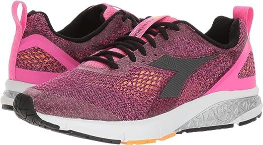 Womens Kuruka 2 Fluo Pink/Black Athletic Shoe Diadora Rabatt-Shop Für Schnell Express Auslass Verkauf Online Online-Shop SBXeKbNb