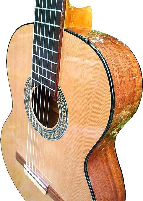 MARCE ANA - Guitarra Clasica española de estudio (caja armónica de ...