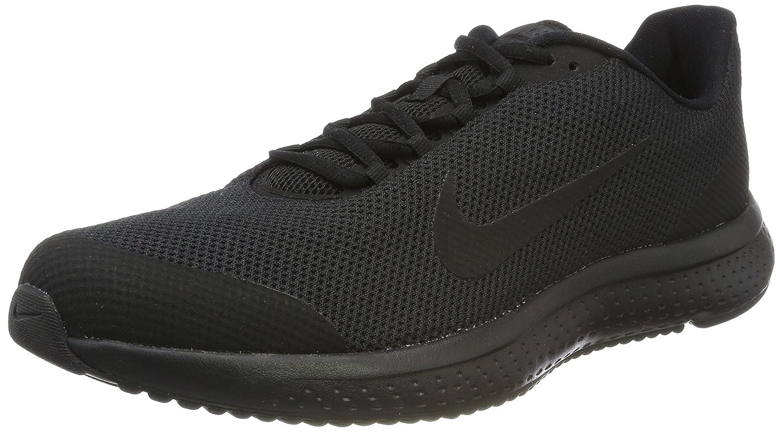 Nike Runallday, Zapatillas de Trail Running para Hombre, Negro (Black/Black/Anthracite 002), 44.5 EU 44.5 EU|Negro (Black/Black/Anthracite 002)