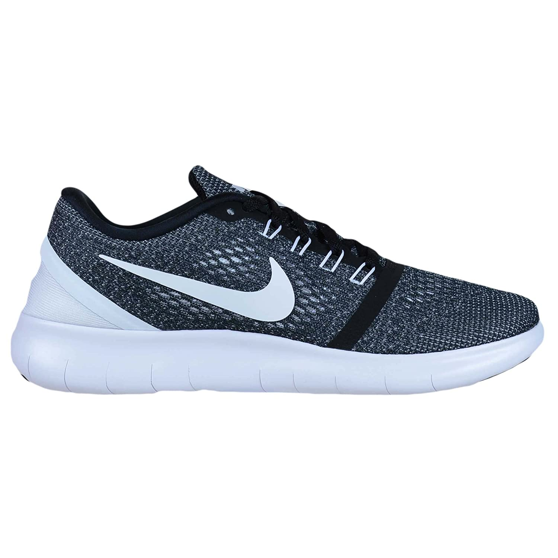 NIKE Men's Free RN Running US|Black/White-black Shoe B00590CG9Y 7 M US|Black/White-black Running 63f9fa