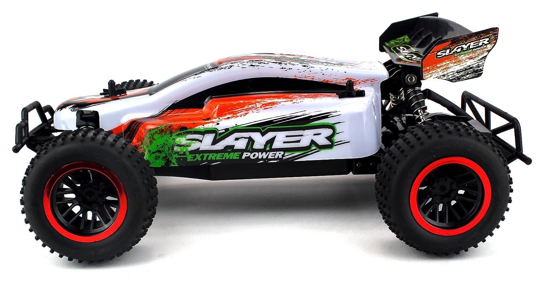 Baja Slayer Remote Control RC Buggy Car 2 4 GHz PRO System 1:12