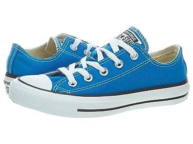 converse blu all star