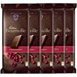 Cadbury Cranberry Bournville, 80g (Pack of 5)