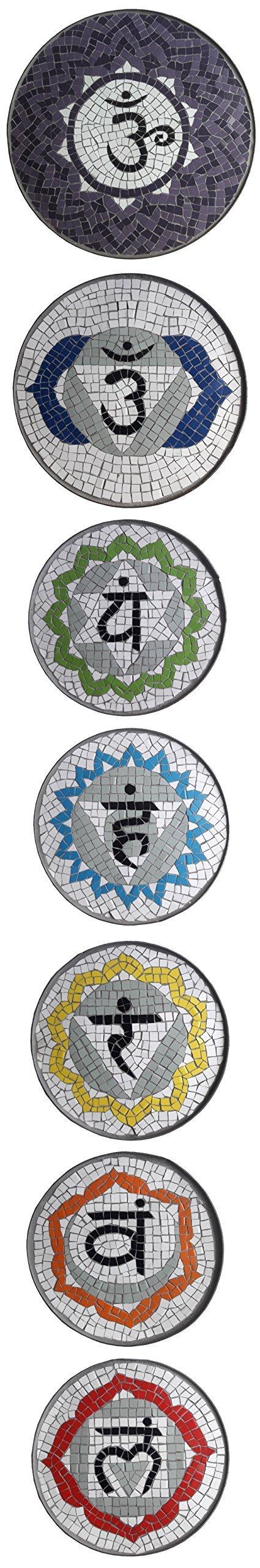 The Seven Chakra Mosaic