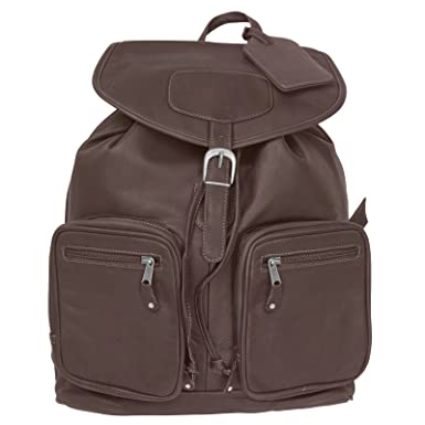 Amazon.com | Canyon Outback Grand Canyon Leather Computer Backpack ...
