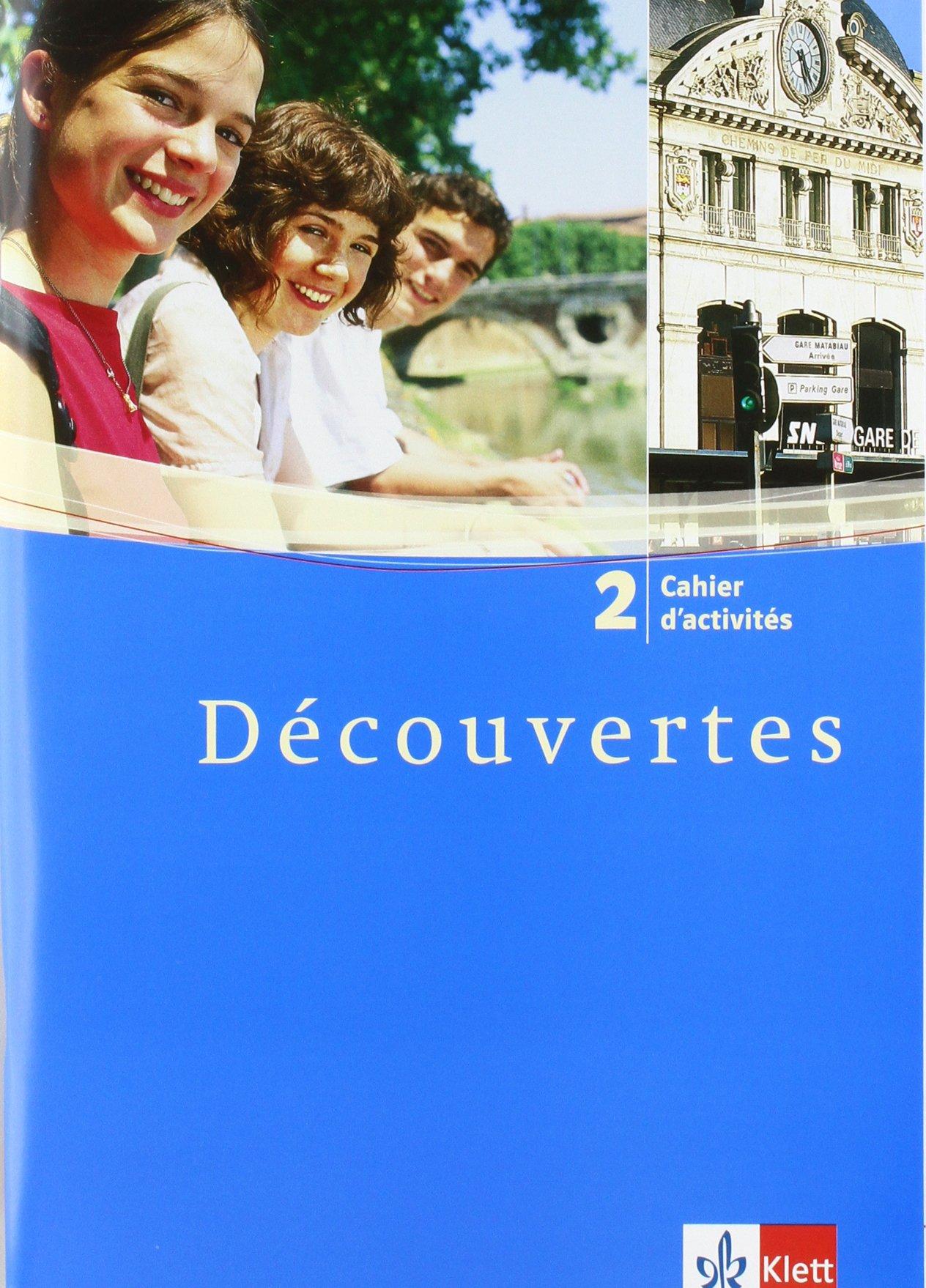 Découvertes / Cahier d'activités - Band 2