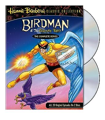 Birdman and the Galaxy Trio Plastus the Pirate Planet | Cartoon ...