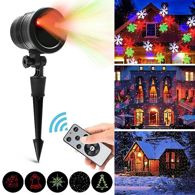 25 opinioni per Luce di Proiezione del LED, Vansky® Luce del Proiettore Con il Telecomando RF,