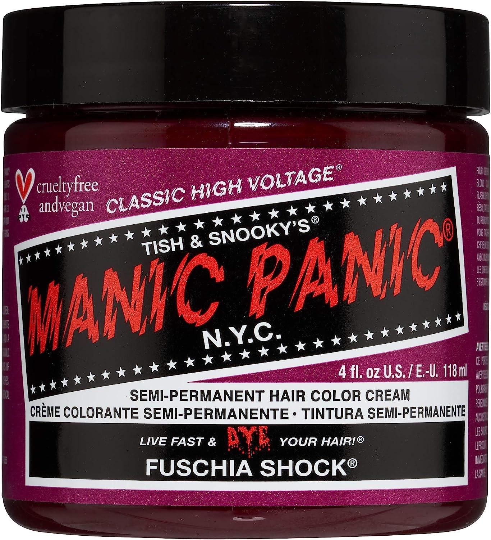 Manic Panic High Voltage Tintura Semipermanente Fuschia Shock - 118 ml